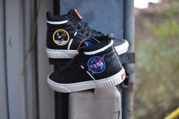 UPDATE: NASA & Vans to Launch a Special Space Inspired