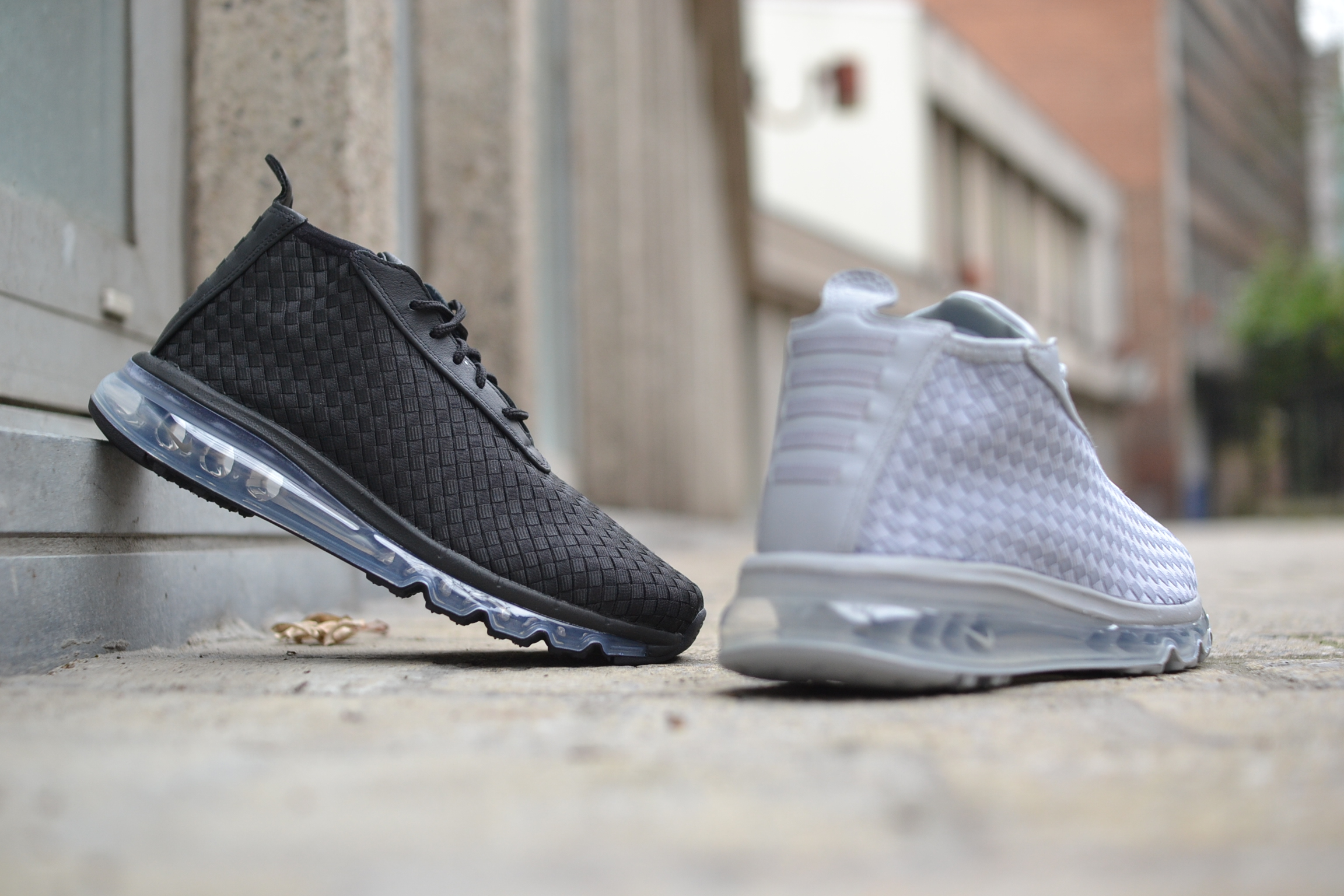 buy popular 493ed 30dc3 Nike Air Max Woven Boot - Release  1 03 2017
