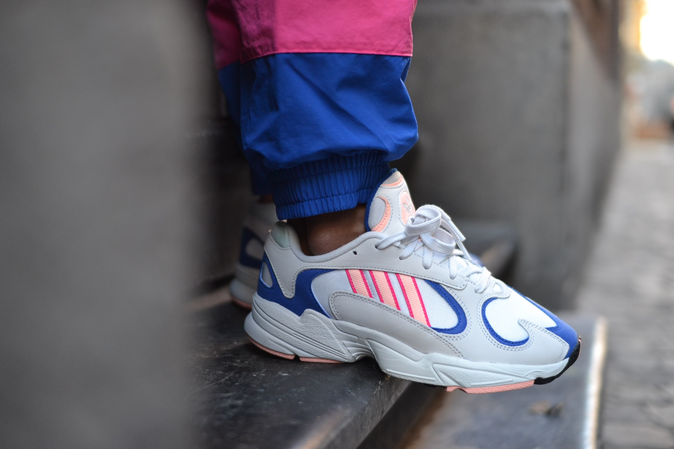separation shoes 841ee e52c1 Adidas YUNG 1