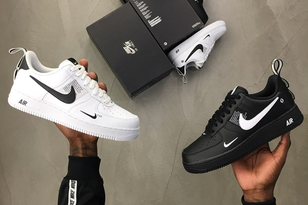 outlet store a0cb1 353b3 Nike Air Force 1  07 LV8 Utility - Release  01 11 2018 (Online)